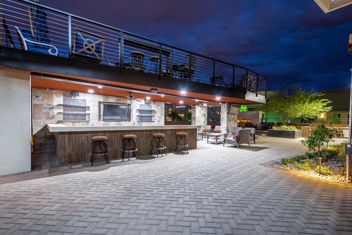 Creative Environments Commercial Design Pool Spa Landscape Designs 3