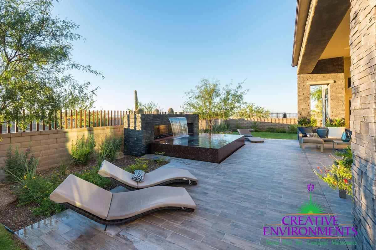 Creative environments design pool spa landscape pool for Pool 22 design