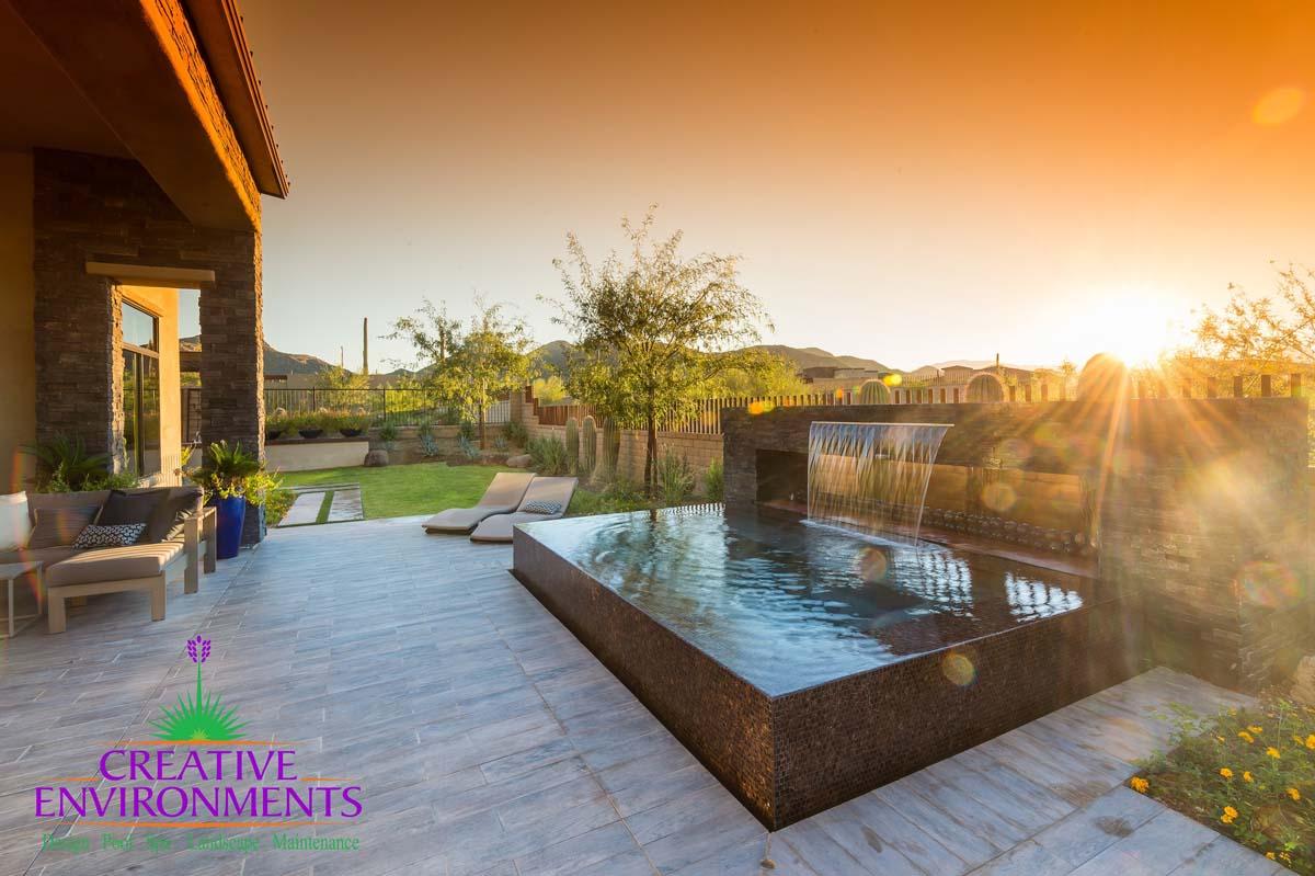 Creative Environments Design Pool Spa Landscape Pool Designs (24)