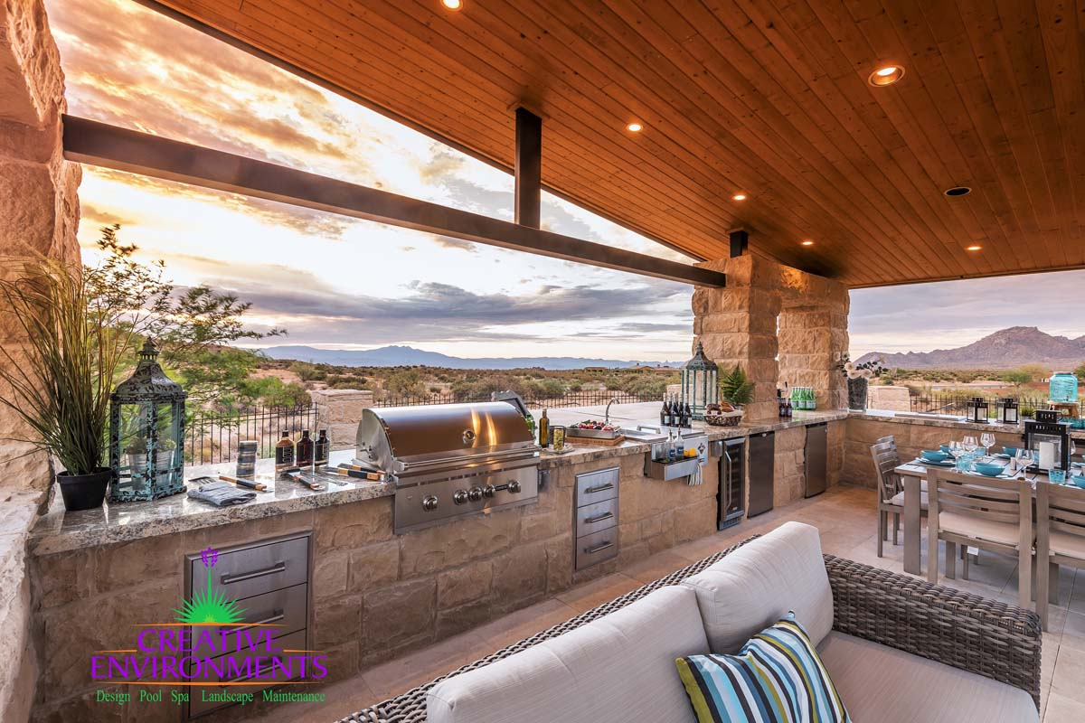 Creative Environments Design Pool Spa Landscape Tempe Scottsdale Phoenix Cave Creek Gilbert Mesa Glendale (16)