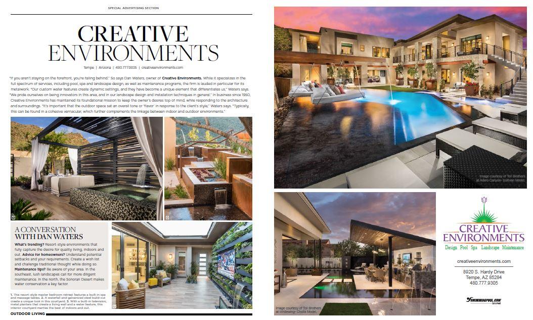 Lux Magazine Creative Environments